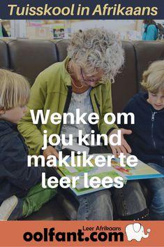 'n Gesoute tuisskoolma wie se kursus al honderde tuisskolers leer lees en skryf het, gee raad en wenke hoe jou kind pynloos hiermee te help.