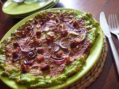 Megfőzlek...: Brokkoli pizza