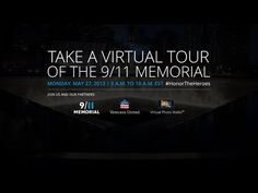 On Memorial Day, the National September 11 Memorial & Museum & Veterans United provided veterans a virtual tour of the 9/11 Memorial via Google+ Hangout. You can view the tour here: http://911memorial.io/18u0TnH