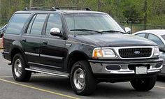 Ford Expedition [1st generation] (1997–2002)
