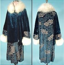 6e42f255937f 185 Best 1920s evening coats