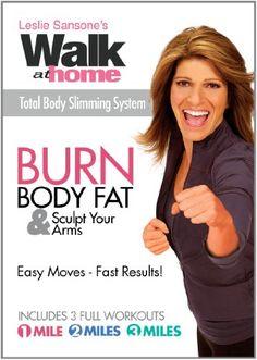 Leslie Sansone: Burn Body Fat $8.49