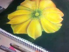 Πατελ και χρωματιστά μολυβια tips no 7