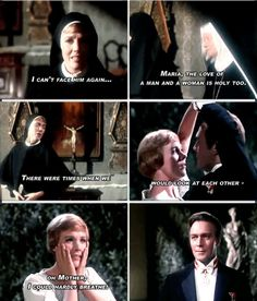 The Sound of Music - oh how I so love this movie. The best ever made in my opinion.