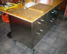 Faktum/Rubrik kitchen mobile isle - IKEA Hackers - IKEA Hackers
