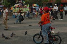 Fotografía Cecilia Tórtola Guatemala Plaza Central