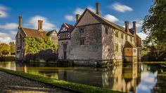 National Trust's Baddesley Clinton is a moated manor house, located near the historic town of Warwick, Warwickshire.