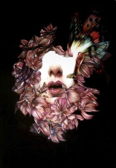 Marco Mazzoni - Ativan (colored pencils on paper)
