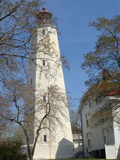 Sandy Hook, NJ Lighthouse