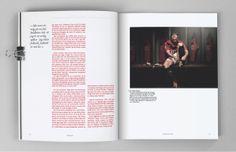 Sportsfan - Magazine Redesign on Editorial Design Served