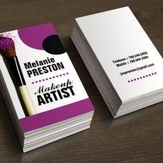 Free hair stylist salon business card template psd free business makeup artist business cards wajeb Gallery