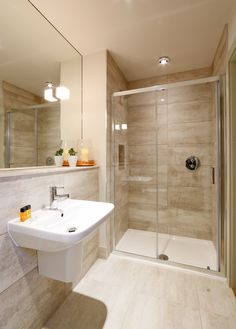 Luxury en-suite shower room at 'Yew Tree House' in North Norfolk. High Quality self catering accommodation sleeping 8 guests just a short walk from the beach! Follow the link to check availability and prices: