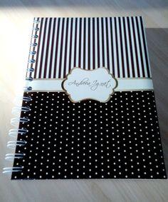 Agenda personalizata Coperti si interior! Personalised Notebooks, Interior, Atelier, Indoor, Interiors