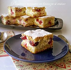 Prajitura turnata cu branza si visine Ricotta, Cake Cookies, French Toast, Pie, Sweets, Cooking, Breakfast, Desserts, Foods