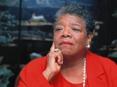 Maya Angelou, a daughter of the South, a voice for us all