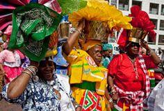 kleur Suriname