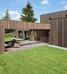 EFH im Kanton Aargau - KOST Kanton, Garage Doors, Outdoor Decor, Home Decor, Terrace, Ground Floor, Detached House, Garden Tool Storage, Outdoor