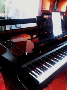 Pianoforte Mezza Coda Steinweg