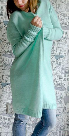 Savour / Вязаный женский кардиган oversize – купить в интернет-магазине на Ярмарке Мастеров с доставкой - D4BSXRU | Кемерово