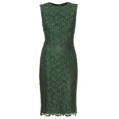 LACE SHEATH DRESS  $1,175.00;; ugh...how lovely. Need to find a cheaper version of this to wear to church for Christmas!