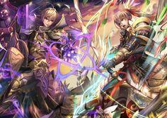 Últimas subidas - Leo y Takumi - Artworks e imágenes - Galería Fire Emblem Wars Of Dragons
