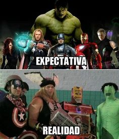 The Avengers y la rana rene!! =) Siguenos: https://www.facebook.com/moninpingochas