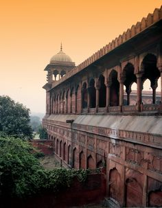 Hindu fort, India. #Hindu #architecture #design