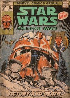 Star Wars Pictures, Star Wars Images, Star Wars Clone Wars, Star Wars Art, Comic Poster, Star Wars Concept Art, Star Wars Comics, Film D'animation, Star Wars Wallpaper