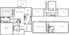 4 Bedroom 4 Bathroom House Plans