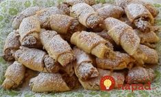 Sweet Recipes, Sausage, French Toast, Goodies, Meat, Baking, Breakfast, Cake, Food