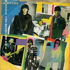 I Don't Like Mondays by The Boomtown Rats