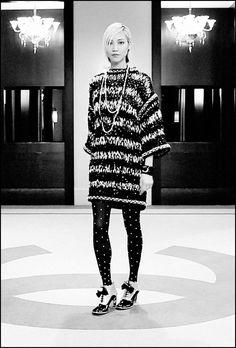 Ready-to-wear - Fall-Winter 2014/15 Pre-Collection - Look 9 - CHANEL