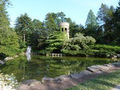 Longwood Gardens chime tower