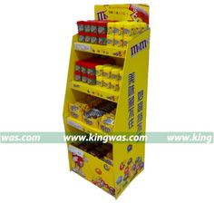 Have a 3 shelf design to hold more products in less floor space,notorious for increasing the sale of slowselling merchandise. Lightweight construction for easy transport.