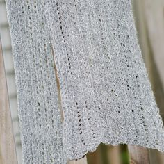 Double Knit Lace Shawl