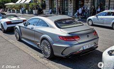 Mercedes-Benz s63 AMG Coupé #Luxury ♕ Prince Àłį ♕