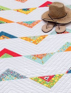 STrip Smart Quilts II   Flickr - Photo Sharing!