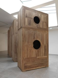 Ai Weiwei, Moon Chest, courtesy the artist and Lisson gallery