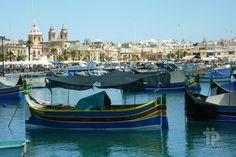 Baia di Marsaxlokk - Malta