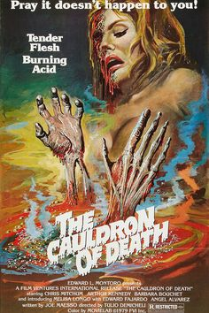 Image result for horror movies acid burning