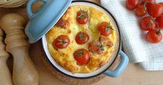 La grande e la piccola cuoca: Cocotte z ricottą i pomidorkami (Cocotte di ricotta ai pomodorini)