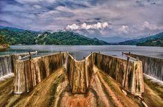 Li-Yu-Tan Reservoir, Taiwan