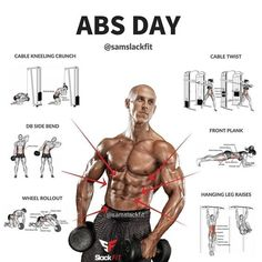 ABS DAY ⠀⠀⠀⠀⠀⠀⠀⠀ Sculpting a decent six pack requires hard work in and out of the gym. ⠀⠀⠀⠀⠀⠀⠀⠀ You need to train your abs if you want a well defined six pack. ⠀⠀⠀⠀⠀⠀⠀⠀ It goes without saying you need to lose body fat around your midsection to see your abs and training alone will certainly not reveal them. ⠀⠀⠀⠀⠀⠀⠀⠀ But don't forget abs are still a muscle and need to be worked like the rest of your muscles in order for them to look