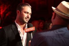 Taylor Kinney @ Cuban Independence Day celebration in New York May 20th, 2014