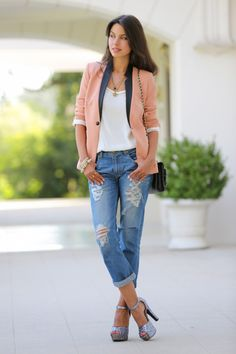 29 Fresh Colour Combination For Spring Fashion
