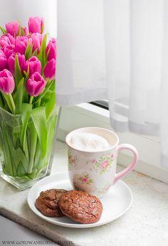 Ciasteczka Brownie - Gotuję, bo lubię