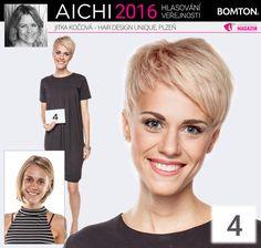 Finále AICHI 2016: Jitka Kočová - Hair Design Unique, Plzeň Aichi, Hair Designs, Unique, Movies, Movie Posters, Hair Models, Film Poster, Films, Popcorn Posters