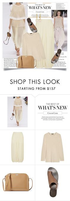 """Easy Way to get understated style"" by lidia-solymosi ❤ liked on Polyvore featuring Chloé, The Row, All Tomorrow's Parties and Isabel Marant"