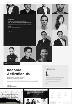 ACTIVATION GROUP is a Leading Integrated Marketing Agency across Greater China.As the preferential partner for luxury and premium brands, ACTIVATION GROUP provides integrated marketing solutions for many high-end, luxury brands, sharing over 15 years of …
