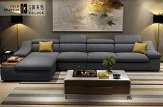 Home Decor Furniture, Sofa Furniture, Living Room Furniture, Living Room Decor, Sofas For Small Spaces, Small Living Rooms, Living Room Modern, Living Room Sofa Design, Living Room Designs